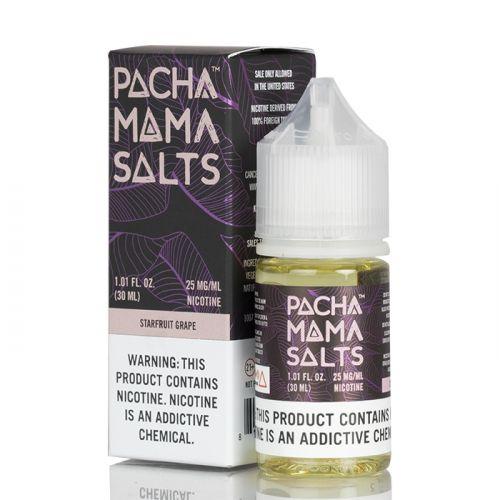 Pachamama   Starfruit Grape Salt 30ml