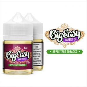 Big Easy by Halo - Apple Tart Tobacco 60ml