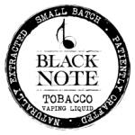 Black Note Tobacco Logo