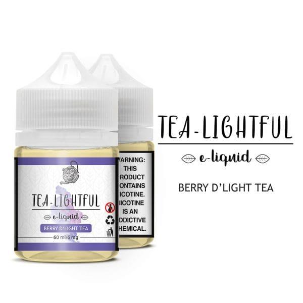 Halo | Tea-Lightful | Berry D'Light Tea 60ml