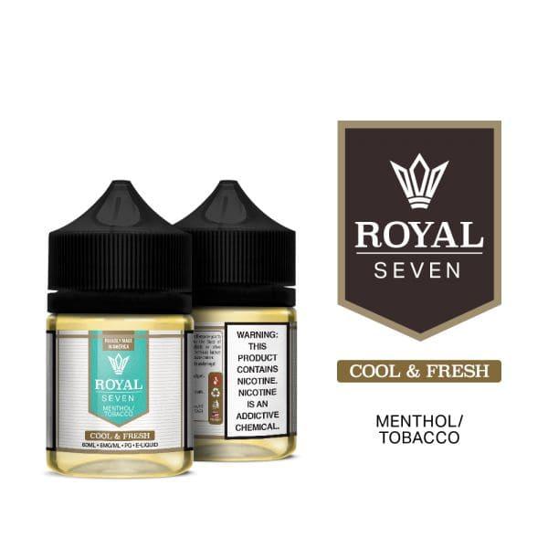 Halo | Royal Seven | Cool & Fresh 60ml
