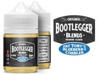 Halo | Bootlegger Blends | – Fat Tony's Blueberry Cobbler 60ml