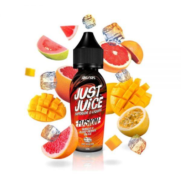 Just Juice | Fusion Mango & Blood Orange 60ml