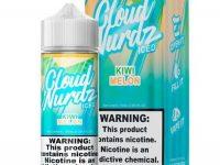 Cloud Nurdz   Kiwi Melon Iced 100ml