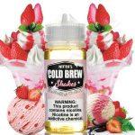 Nitro's Cold Brew | Strawberry Cream 100ml