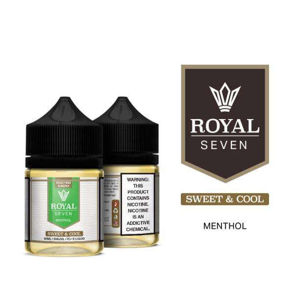 Halo   Royal Seven   Sweet & Cool 60ml
