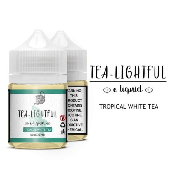 Halo | Tea-Lightful | Tropical White Tea 60ml