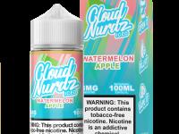 Cloud Nurdz   Watermelon Apple Iced 100ml