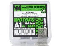 Wotofo | Coil nexMesh Extreme 0.16ohms