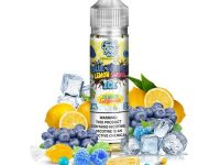Finest | Blue Berries Lemon Swirl Ice 60ml