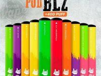 BLZ | Pod Descartável 400 Puffs (8 Sabores)