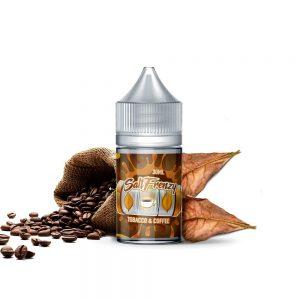 Frenzy | Tobacco e Coffee Salt 30ml
