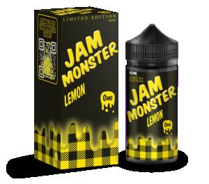 Monster Vape | Jam Monster | Lemon 100ml