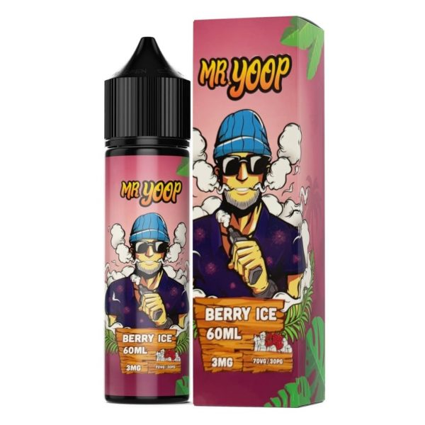 Mr Yoop   Berry Ice 60ml