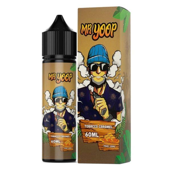 Mr Yoop   Tobacco Caramel 60ml