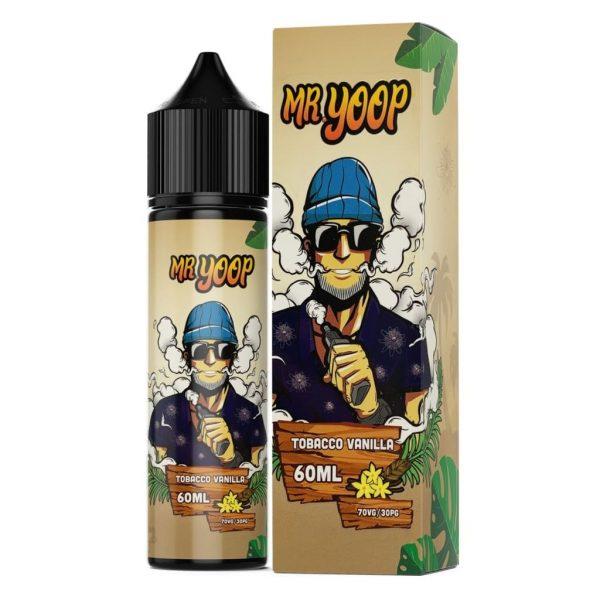 Mr Yoop | Tobacco Vanilla 60ml