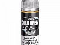 Nitro's Cold Brew | Vanilla Bean 100ml