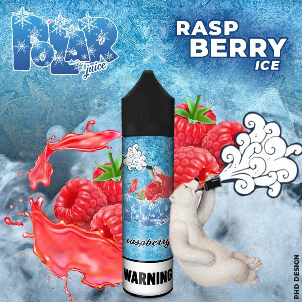 Polar   Raspberry Ice 60ml