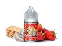 Frenzy | Strawberry Graham Whip Salt 30ml