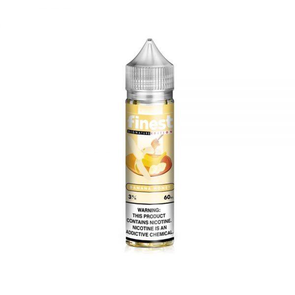 Finest   Banana Honey 60ml