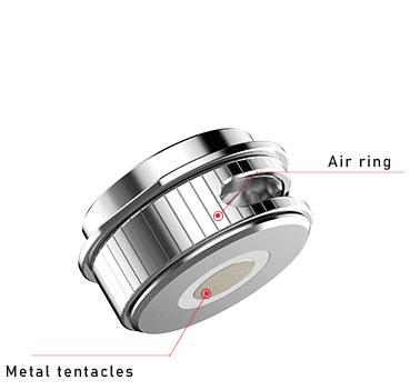OXVA   Airflow Control Ring Unicoil Coil