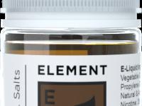 Element   Tobacconist   Chocolate Tobacco Salt 30ml