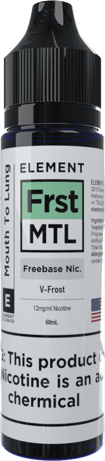 Element   MTL   V-Frost 60ml