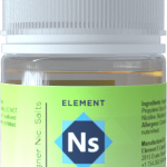 Element | Yuzu Lemon Meringue Ice Salt 30ml