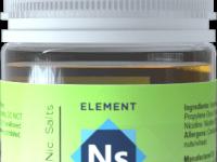 Element   Yuzu Lemon Meringue Ice Salt 30ml