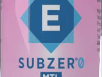 Element | Subzero MTL | Strawberry Guava Ice 60ml