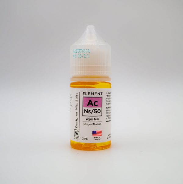 Element   Apple Açai Salt 30ml