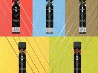 King Bar | Plus Black Pod Descartável 800 Puffs (5 Sabores)