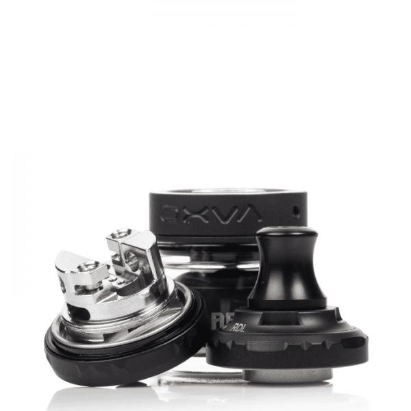 Oxva | Arbiter Solo MTL RTA 25mm