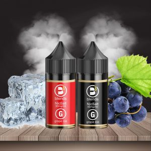 Blends   Grape Ice Salt 16,5ml/30ml