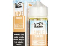Reds | Peach Iced 60ml