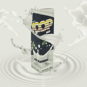 Yoop   Milk Blueberry 60ml
