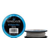Vandy Vape | Fio SS Clapton Wire SS316L