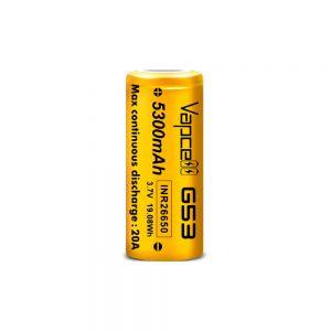 Vapcell   Bateria G53 3500mAh 26650 20A