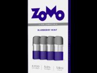 Zomo | Z.Pod Refil | Blueberry Mint