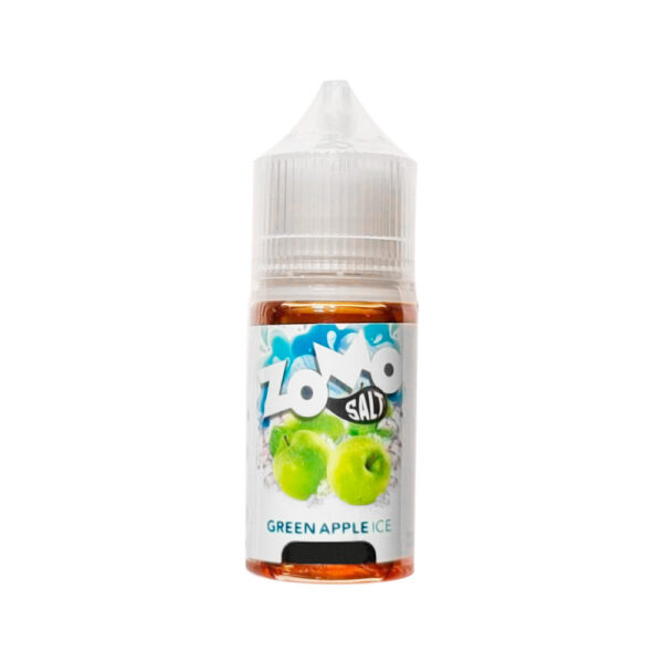Zomo | Green Apple Ice Salt 30ml