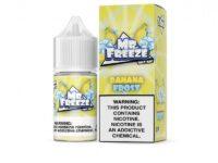 Mr Freeze | Banana Frost Salt 30ml